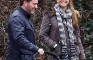 Princesse Madeleine et Chris O'Neill : Les balades avec Leonore sont sacrées...