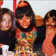 Alexandra Rosenfeld (tout à droite) enfant.