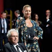 Kate Moss, sublime et inattendue, pour un vieil ami aux Laurence Olivier Awards