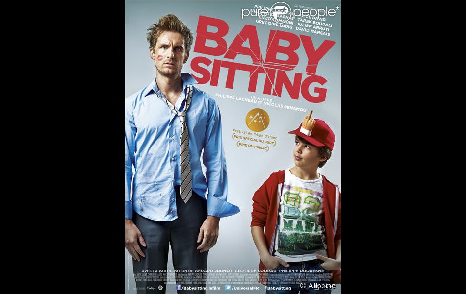 affiche du film babysitting. Black Bedroom Furniture Sets. Home Design Ideas