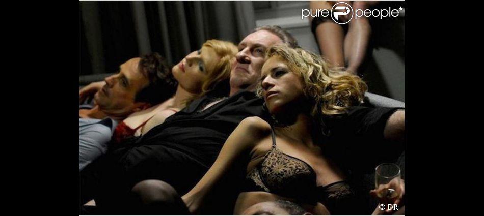 Première image de Welcome to New York, d'Abel Ferrara, avec Gérard Depardieu.