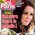 Le magazine Ici Paris du 23 avril 2014