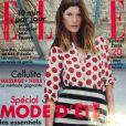 Magazine ELLE du 25 avril 2014.