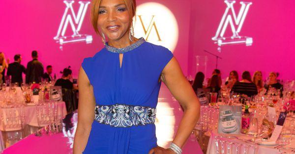 Valerie campbell assiste la c r monie des vienna awards for Wohndesign pure vienna 2014