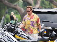 PHOTOS : Arnold Schwarzenegger, le Gouvernator-touriste !