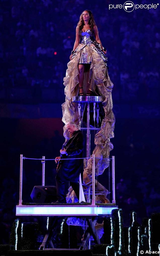 Leona Lewis sublime, en duo avec Jimmy Page