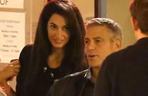 George Clooney fiancé : Sa chérie Amal a reçu d'étonnantes félicitations...