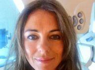 Liz Hurley : Somptueuse et amoureuse, elle n'a pas manqué son examen...