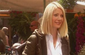 PHOTOS : Gwyneth Paltrow fait tout un cinéma pour un sac Tod's !