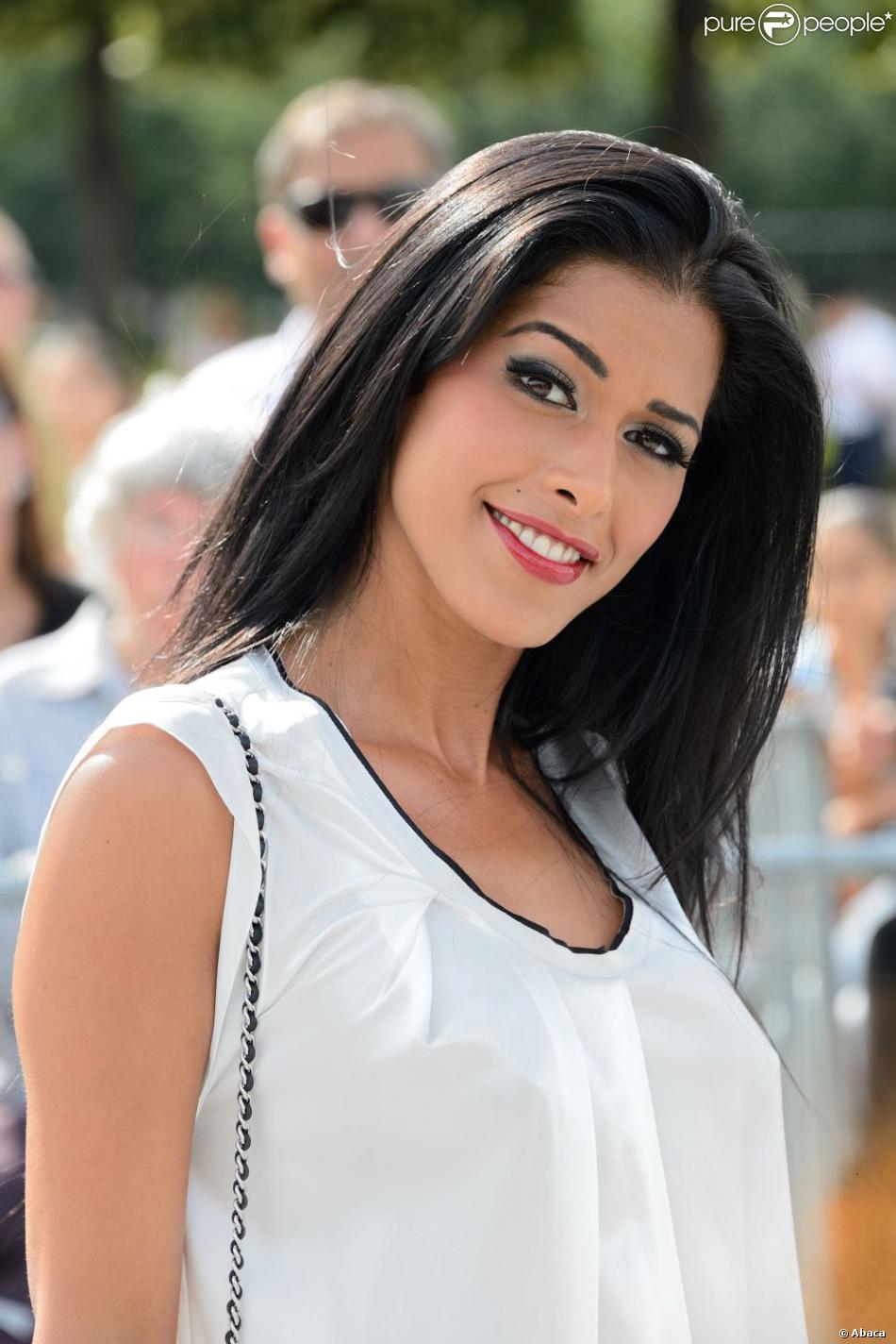 Ayem Nour en juillet 2013 à Paris