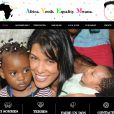 Ayem : Le site de son association A.Y.E.M. Africa Youth Equality Mwana