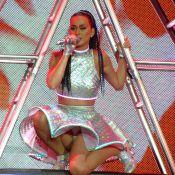 Katy Perry toujours plus délirante en féline sexy pour son Prismatic Tour