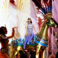 Katy Perry lors de sa tournée Prismatic Tour le 7 mai 2014 à Belfast