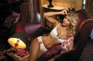Tetyana Veryovkina, cavalière sexy : La bombe affole les rues de Londres