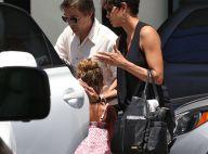 Halle Berry : Une maman aux anges avec son mari et ses enfants Nahla et Maceo