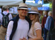 Nico Rosberg et Vivian: Escapade romantique pour le pilote F1 et sa jolie blonde