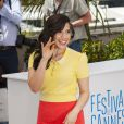 America Ferrara lors du photocall pour le film Dragons 2, au 67e Festival de Cannes, le 16 mai 2014.