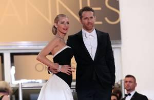 Blake Lively et Ryan Reynolds : Deux amoureux fiers et resplendissants à Cannes