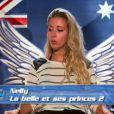 Nelly dans Les Anges de la télé-réalité le lundi 19 mai 2014 sur NRJ 12