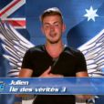 Julien et Vanessa : mode séduction dans Les Anges de la télé-réalité 6 sur NRJ 12 le lundi 19 mai 2014