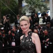 Cannes 2014 : Sarah Marshall sexy face aux belles Marion Bartoli et Olivia Ruiz