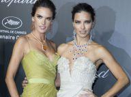 Adriana Lima, Alessandra Ambrosio : Bal des décolletés pour une précieuse soirée