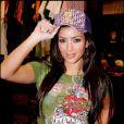 Kim Kardashian en janvier 2007