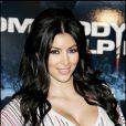 Kim Kardashian en octobre 2007