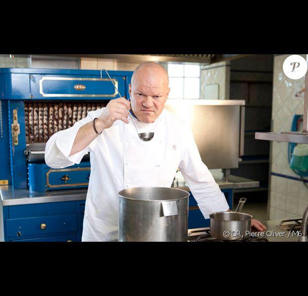 Philippe Etchebest dans Cauchemar en Cuisine