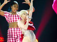 Miley Cyrus : Sexy et déchaînée à Lyon, la star reçoit un cadeau très coquin