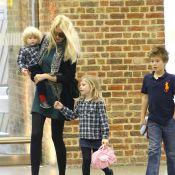 Claudia Schiffer : Incendie dans la maison du top model