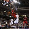 DeAnde Jordan lors du match face aux Philadelphie 76ers au Wells Fargo Center de Philadelphie, le 11 février 2013