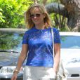 Reese Witherspoon à Brentwood, le 1er juin 2014.
