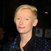 Tilda Swinton, blonde rajeunie, méconnaissable et encore transformée
