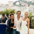Marc Labrèche, ici avec Emma de Caunes et Diane Kruger