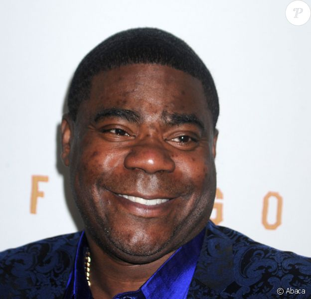 Tracy Morgan à New York, le 9 avril 2014.