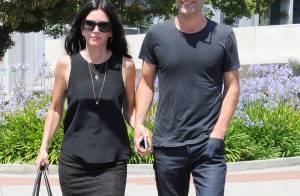 Courteney Cox in love avec son rockeur : Séance shopping... et mariage en vue ?