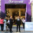 Thomas Dutronc, le visage du dernier parfum masculin Cerruti 1881 Bella Notte, était en dédicaces à la boutique Marionnaud Champs Elysées à Paris. Le 11 juin 2014