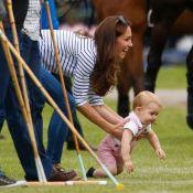 Kate Middleton amoureuse, le prince George fugueur pour le duel William - Harry