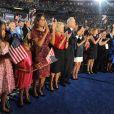 Les partisans de Barack Obama ont mis les petits plats dans les grands