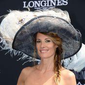 Sophie Thalmann : Reine de l'élégance devant son jockey Christophe Soumillon