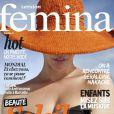Le magazine Version Femina, supplément du Journal du dimanche du 15 juin 2014