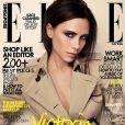 Victoria Beckham en couverture de ELLE Singapour