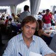 Didier Van Cauwelaert - Festival du livre de Nice, le 14 juin 2014.
