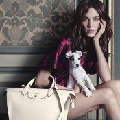 Alex Chung : Mutine et charmante pour Longchamp