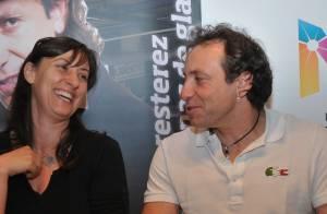 Philippe Candeloro et Olivia : Le duo amoureux présente son nouveau show