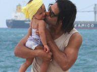 Falcao, privé de Coupe du Monde : Papa attentionné avec sa petite Dominique