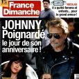 Magazine France Dimanche du 20 juin 2014.