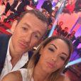 """Le selfie de Nabilla avec Dany Boon - Emission """"De Groodt, une fois"""", mardi 24 juin sur Canal+."""