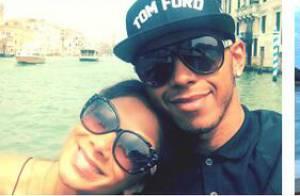 Nicole Scherzinger et Lewis Hamilton : In love à Venise pour fêter 6 ans d'amour